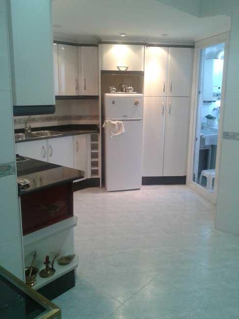 piso en venta avenida valencia castellon cocina