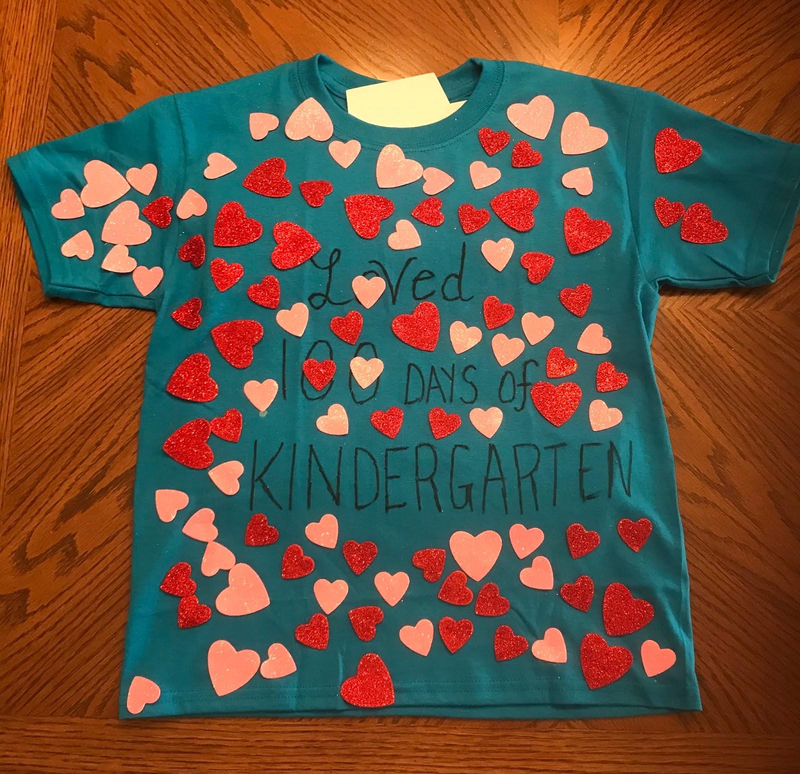 I've Loved 100 Days of School - Valentine's Themed 100 Days of School Shirt