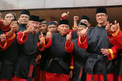 Amien Rais Sebut Ada yang Ingin Memecah Hubungan Beragama di Indonesia - Info Presiden Jokowi Dan Pemerintah
