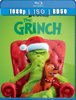 El Grinch (2018) BD50 [1080p] Latino [Google Drive] Panchirulo