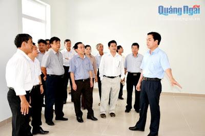 Quảng Ngãi Ngày 2 9 đưa Bệnh viện Sản Nhi đi vào hoạt động