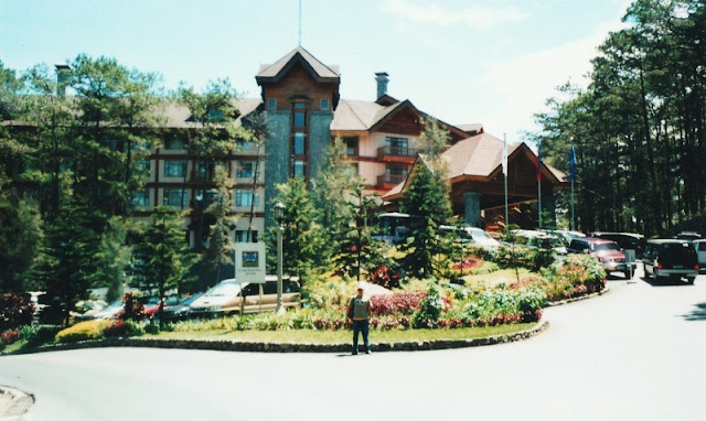 Things to do in Baguio The Manor at Camp John Hay Baguio City