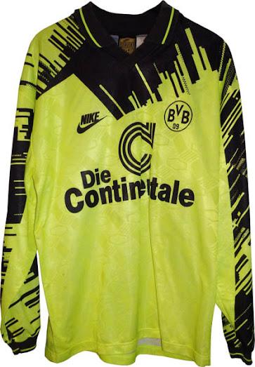 posición Catedral Perceptible  Our Top 10 Nike Borussia Dortmund Kits - Footy Headlines