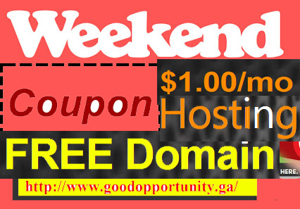 Godaddy $1 Web Hosting