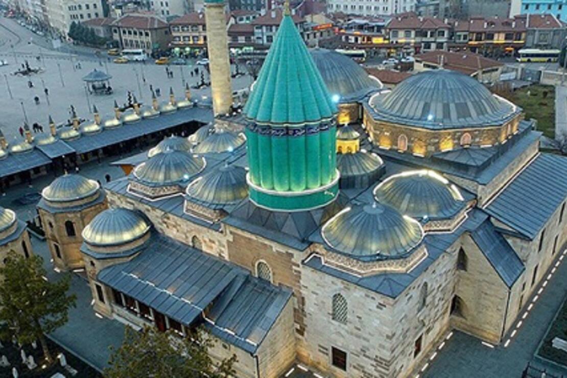 Mevlana Müzesi Konya