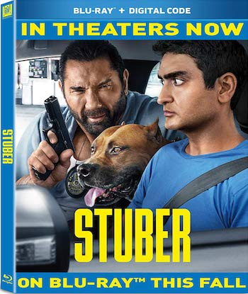 Stuber 2019 Hindi Dual Audio Bluray 300Mb 480p