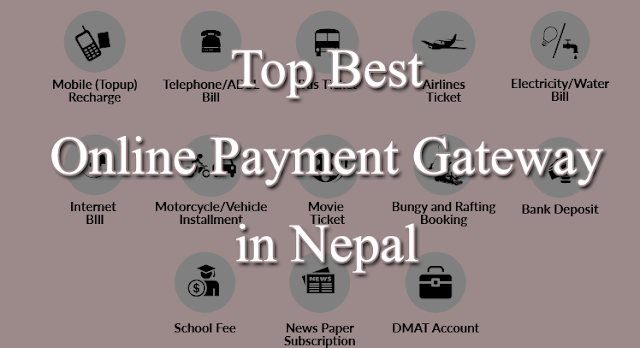 Top Best Online Payment Gateway in Nepal
