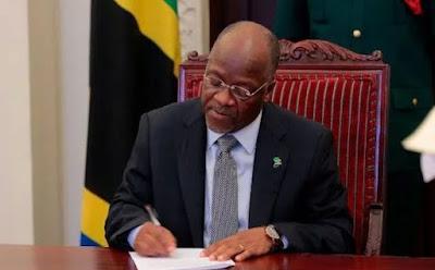 » Rais Magufuli afanya uteuzi wa Mkurugenzi Mkuu na Naibu Mkurugenzi Mkuu wa DSFA