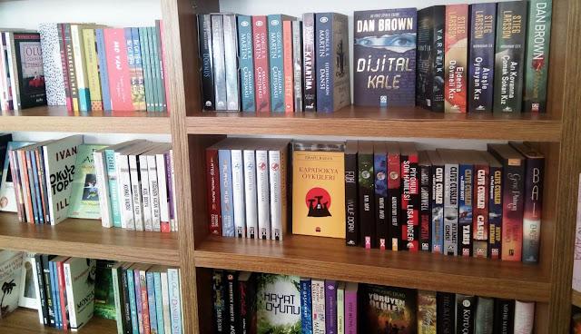 Kapadokya Öyküleri Kitapçılarda