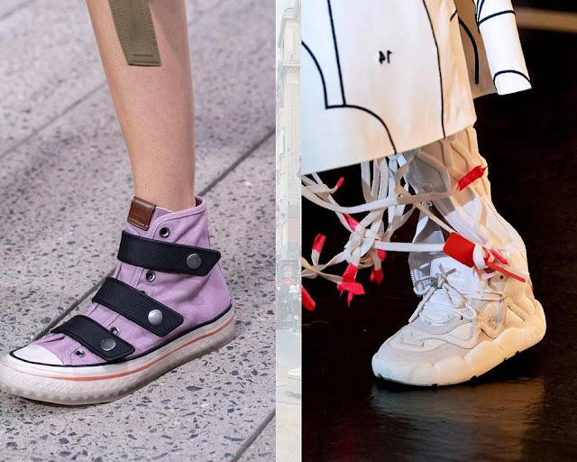 Модная обувь весна-лето 2020 14-2