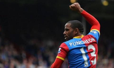 Puncheon cầu thủ sáng tạo nhất Ngoại hạng Anh mùa này