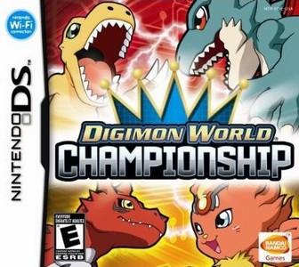 Rom Digimon World Championship NDS