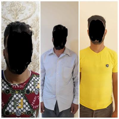 الاستخبارات العسكرية تلقي القبض على ثلاثة مطلوبين بقضايا إرهابية