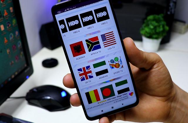 تحميل تطبيق SPOTY TV 2020 لمشاهدة جميع القنوات علي هاتفك