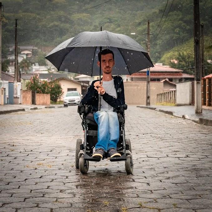 Vereador cadeirante mais votado de Joinville - SC é ameaçado de morte
