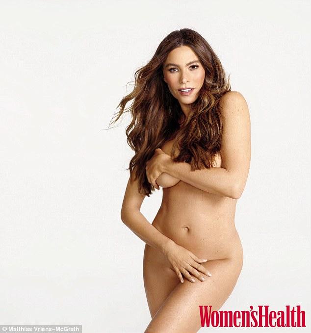 Sofia-Vergara-goes-nude-for-Womens-Health-magazine