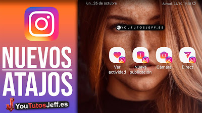 nuevos atajos instagram