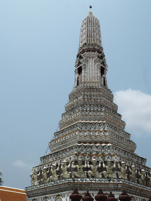 Храм Ват Арун в Бангкоке (Wat Arun temple in Bangkok)