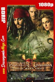 Piratas del Caribe 2 El cofre de la Muerte (2006) BDRip 1080p latino