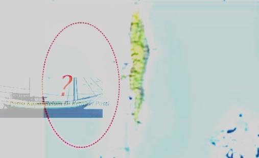 KLM. Musdalifah Rusak Di Perairan, Pulau Selayar, Ini Kronologinya