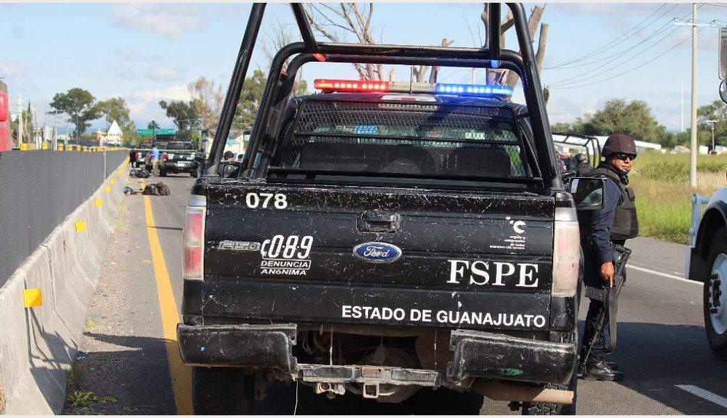 Subdirector de Seguridad de Pénjamo Jorge Cisneros, fue levantado por un convoy de sicarios cuando asistía a clases en Huanímaro, Guanajuato