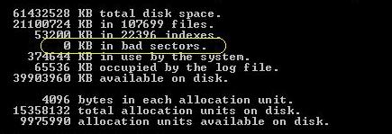 There are several causes of Bad sectors, among others, How to Check Bad Sector on Hard Drive