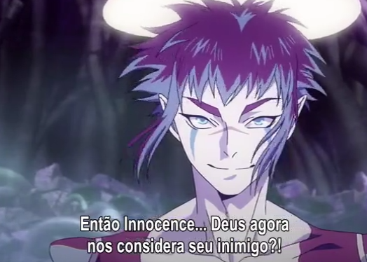 D. Gray Man Hallow - Episódio 08