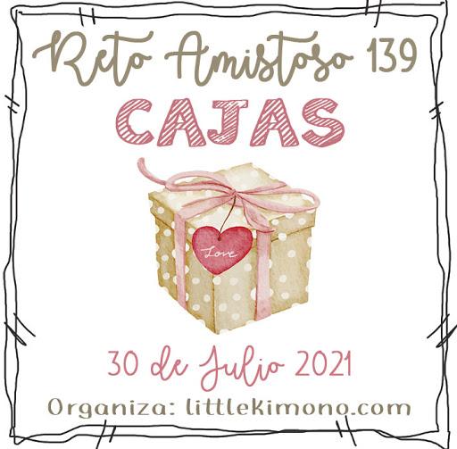 Reto Amistoso 139 - Cajas