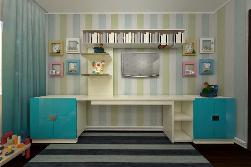 design interior camera copii