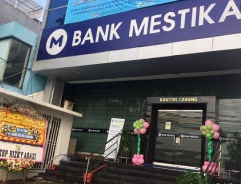 Alamat dan Nomor Telepon Kantor Bank Mestika di Bagan Batu