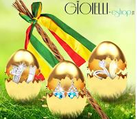 Logo Concorso di Pasqua : vinci 3 Gioielli del valore di 30€! Come partecipare gratis