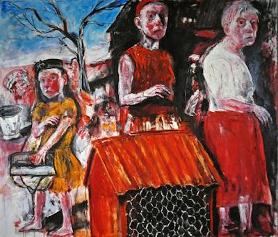 Chicken Coop II (1999), Shani Rhys James