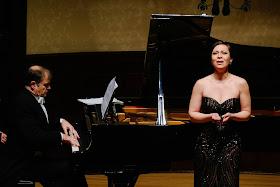 Julius Drake & Irene Roberts at Rosenblatt Recitals - photo Jonathan Rose