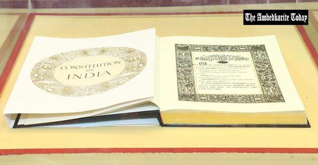 Constitution Day of India- India Celebrates Samvidhan Divas on November 26