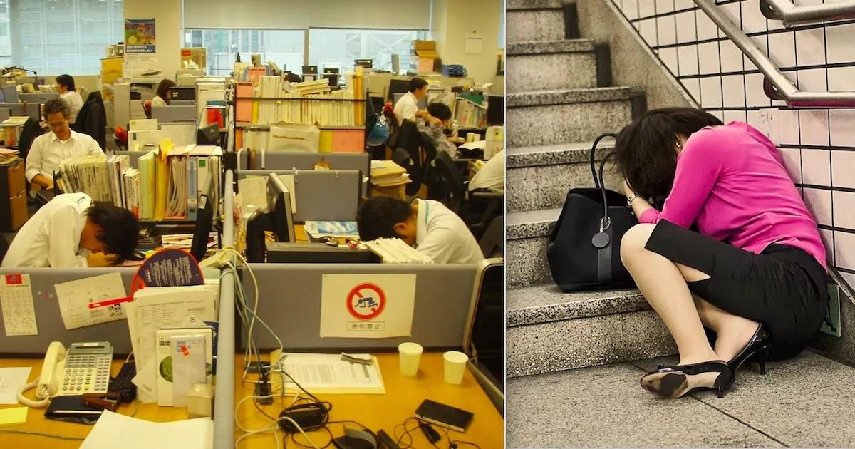 Exploring Inemuri, The Japanese Custom Of Falling Asleep At Work