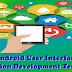 Unit IV: Android User Interface - Mobile Application Development Technology