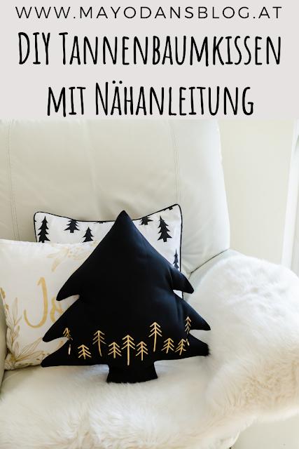 Meine Weihnachts-Hometour 2019 - Schöne Dekoideen im skandinavischen Stil