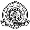 Assam Agricultural University Recruitment 2017