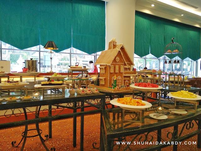 Makan-Makan di Hotel Grand Bluewave Shah Alam