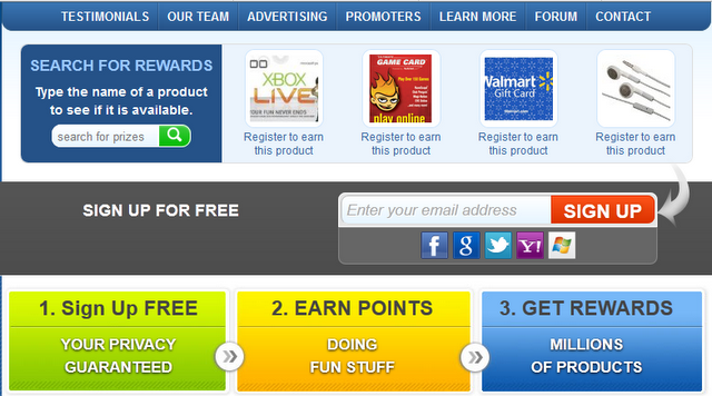 Make Money With Points2Earn