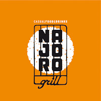 Najoro GRILL Logo 2 tintas