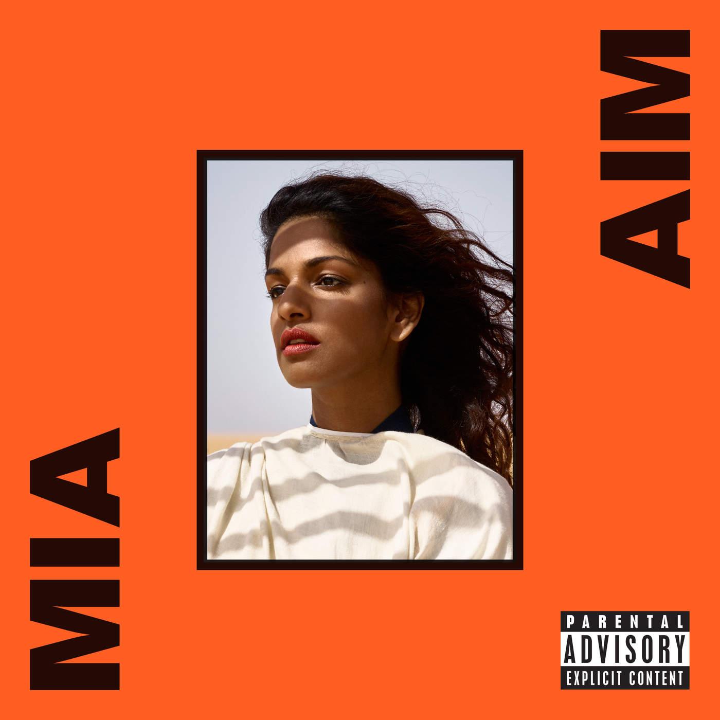 Новый альбом M.I.A. - AIM