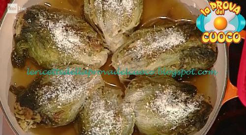 Lattughe ripiene di carne ricetta Moroni da Prova del Cuoco