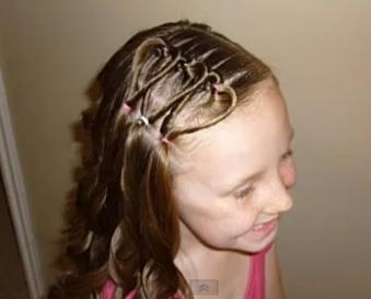 ver peinados de nia faciles ideas de peinados para nias fciles y rpidos de