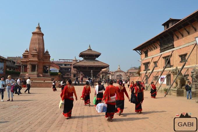 Bhaktapur i Patan - królewskie miasta w dolinie Katmandu