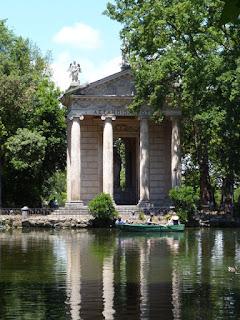 Templo de Diana, Galleria Borghese, ROma