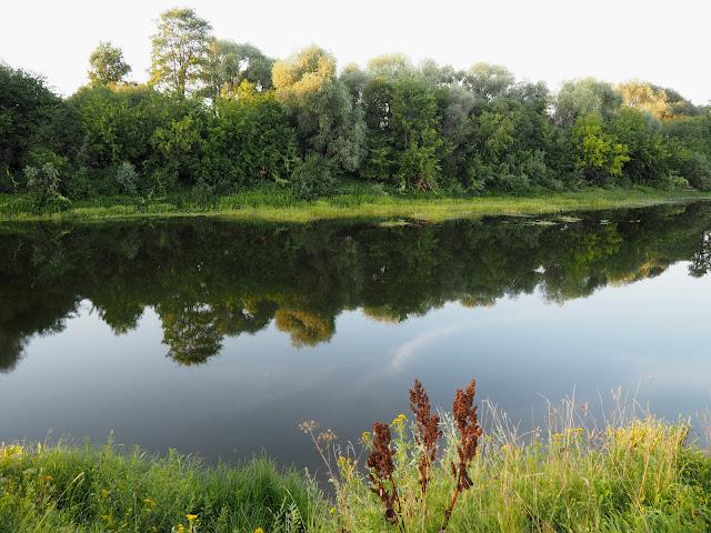 Река Нерль (River Nerl)