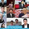 India's Top Young  Entrepreneurs