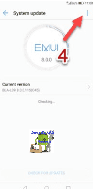 فلاشة ،تحديث ،لهاتف ،هواوي، Rom، Update، Android، 9.0، Pie، to، Huawei، P20