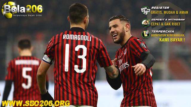 Serie A Tersisa 12 Laga Untuk Milan